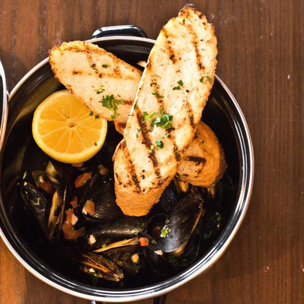 Quinns-mussles